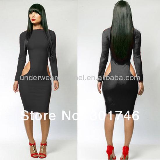 Femme robe rouge matrix
