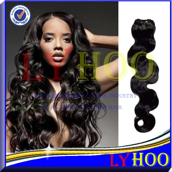 Queen Lyhoo Love Hair Unprocessed Virgin Malaysian Hair Extensions Malaysian Hair Weave Express 6A Malaysian Virgin Hair(China (Mainland))