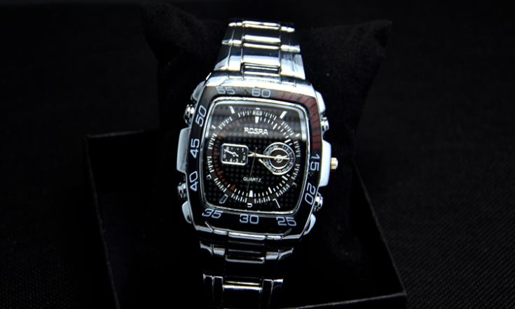 2014 New Fashion Men watch outdoor sports Stainless Steel Quartz watches Wrist Watch Wholesale RO 58