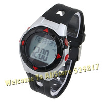 Hot Sale Pulse Heart Rate Wristwatches,Sport Watch Calorie Countor,Waterproof LED Unisex Watch For Men / Women Free Shipping