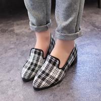 Женские оксфорды zapatos feminino