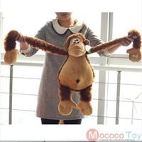 King Kong gorilla monkey plush toy doll birthday gift long arm hanging monkey jungle ape ape Ming dynasty