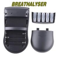 High Precision Alcohol Tester Digital Breathalyser Car Driver Testing Machine Traffic Assistant Breath Analyse free shipping