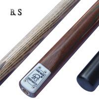 Genuine BS Tan Pak gray paint by hand lever British snooker black 8 billiard pool cue stick