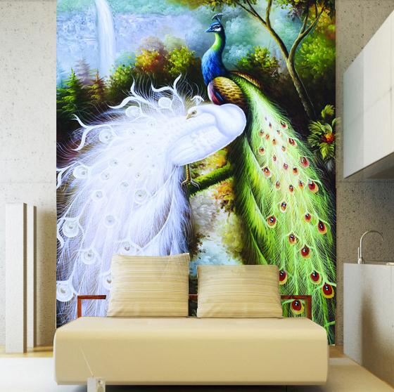 Asian wallpaper murals promotion online shopping for for Asian mural wallpaper