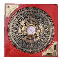 5 feng shui compass trihydric 15 book