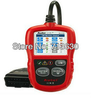 AutoLink AL319 code reader verify repairs/road test/check State Emission Monitor Status/solve basic engine/driveability problems