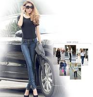 2014new women's skinny jeans