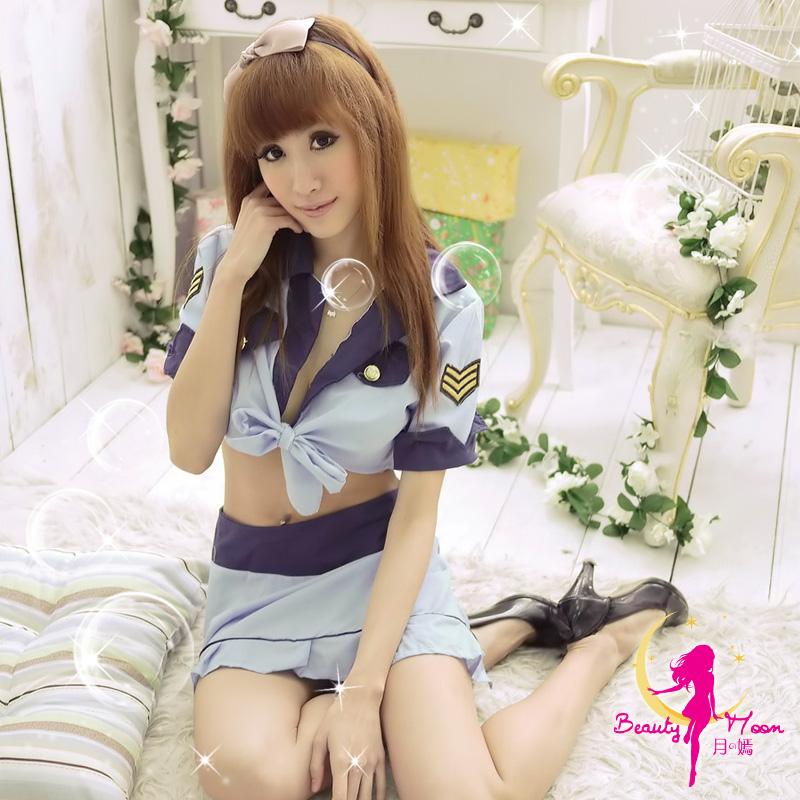 Doce cosplay twinset marinha(China (Mainland))