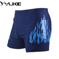 Free shipping 2014 new arrival swimming trunks low-waist pants man shorts boys men swimwear
