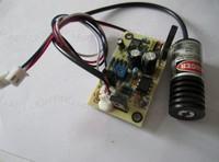 NEW Industrial 5V 650nm 655nm 100mW Stage light Focus adjustable Red Laser module