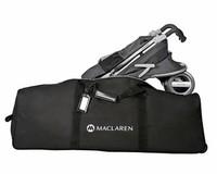 Rowland Mag maclaren baby stroller general belt wheel travel bag