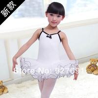 Free Shopping Child Ballet Dance Dress Female Child Leotard Dance Dress Ballet Skirt Dance Performance Wear
