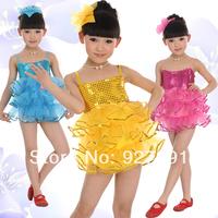 Free Shopping Children Ballet Dress Female Child Performance Wear Ballet Skirt Dance Dress Child Costume