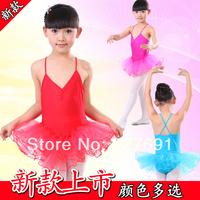 Wholesale Child Dance Tulle Dress Female Child Ballet Skirt Multicolor Ballet Dance Dress-Free Shopping