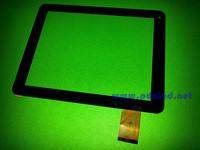 Original 9.7'' touch screen touch panel digitizer glass Yuandao window n90 dual core 2 II MT97002-V4 free shipping