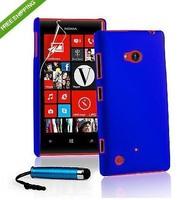 High Quality Hybrid Hard Plastic Case Cover For Nokia Lumia 720+ Film +Stylus Free Shipping