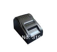 FREE   shipping+Jiang ZJ-5890T -owned small ticket printer 58 POS58 supermarket cash register thermal printer print USB