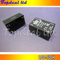 Meanwell DC-DC Constant Current Led Driver, 700mA, Max. 14 LED, LDD-700H, Dimmable