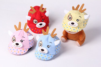 New Kids Baby Children Cute Deerlet Hat Baseball Caps 1-6 Years Freeshipping