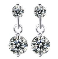 1 earrings s925 silver earrings female silver jewelry
