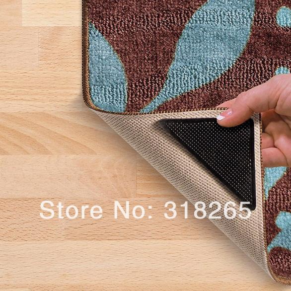 Wholesale Ruggies Rug Grippers 1920pcs=240sets (8pcs/set ),anti slip mat,Ruggies area rug pads,anti slip Pad for rug,retail pack(China (Mainland))