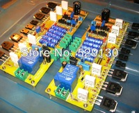 M8-FET  diamond differential amplifier kit, symmetrical circuit, mirror circuit NJW0281 0302 2.0 amplifier board
