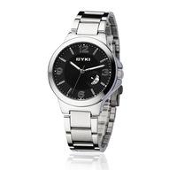 Lovers Gift EYKI Band Stainless Steel Strap Watch Fashion Wristwatch High Quality Promotion Price Quartz relogio