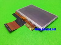 Original 4.3' inch LQ043T3DX0F LCD screen + touch panel for LQ043T3DXOF GPS LCD screen Free shipping