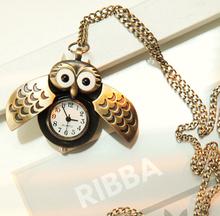 owl pocket watch promotion