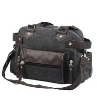 Men bag shoulder bag casual messenger bag man bag handbag canvas bag student school bag