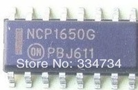 IC new original   NCP1650DR2G   NCP1650G   NCP1650    SOP16    ON      Free Shipping