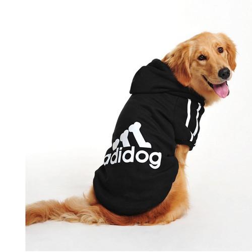 Free shipping Golden Retriever Husky Samoyed Sports Big Dog clothes cotton fashion dog clothing 4XL 5XL 6XL Large dog jumper(China (Mainland))