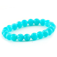 Natural amazonite bracelet bracelets transhipped lovers design accessories