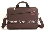 Multifunctional double shoulder 14 15 inch laptop  bag 772# for baoer Free shipping