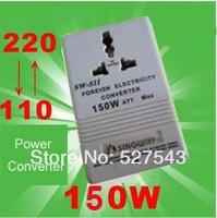 Free shipping 150W 220V-110V transformer two-way power electricity converter AC adaptor transformer