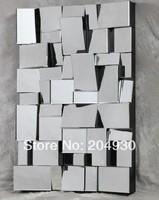 MR-2D0091  mirror wall colck