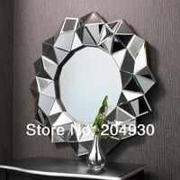MR-2D0090  Fashion round wall mirror