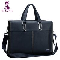 women leather handbags briefcase bag commercial men's bag man tote leather bag  totes