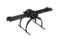 Tarot FY680 Full Folding  6-Axis Hexacopter Quadcopter 680mm FPV Aircraft  UFO Kit Frame