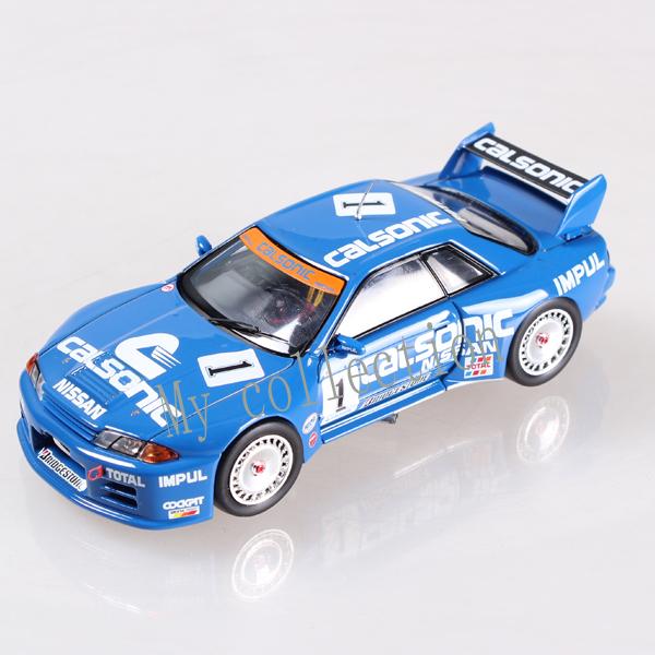 1:43 nissan racing car die cast model(China (Mainland))