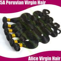Fashional free shipping Slove queen hair products!!! 4 pc/lot mix size queen hair products peruvian