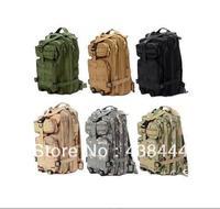 2014 Men Women Unisex 30L Outdoor Sport Military Tactical Backpack Camping Hiking Bag Rucksacks
