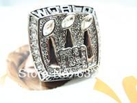Free Shipping !replica New York Giants 2008 Super Bowl XLII Football World Series Championship Ring as gift