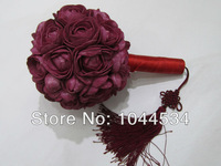 FREE SHIPPING Wedding Bouquet Wedding Flowers Bridal Bouquets Photography Props Wedding Decorative Flowers China's Wind HOT SALE