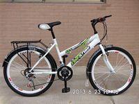 Mountain bike 24 sitair double v mountain bike 18 mountain bike 24 belt stacking shelf bicycle