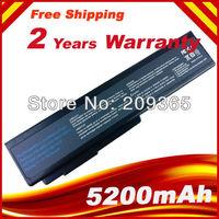 Battery for ASUS A32 M50, M51, M60, M70, G51J, G50v  N61 Series A32-M50 A32-M50 A32-N61 A33-M50 A32-X64+free shipping