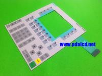 New 5.7'' 6AV6 542-0BB15-2AX0 Membrane keypad for OP170B 6AV6 542-0BB15-2AX0 Membrane keypad free shipping
