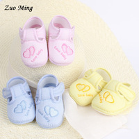 Dropshipping free shipping 2014 Girls Love baby toddler shoes 11cm 12cm 13cm spring autumn children footwear first walkers