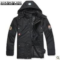 Napapijri outdoor jacket down coat detachable liner winter thickening Men down coat
